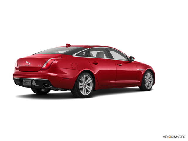 New Car 2018 Jaguar XJ XJL Supercharged