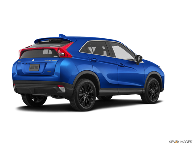 New Car 2018 Mitsubishi Eclipse Cross LE