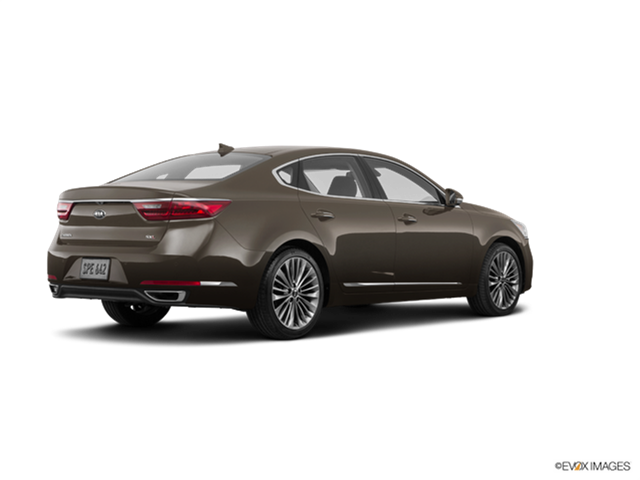 New Car 2018 Kia Cadenza Limited
