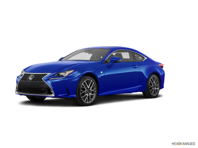 New Car 2018 Lexus RC RC 350