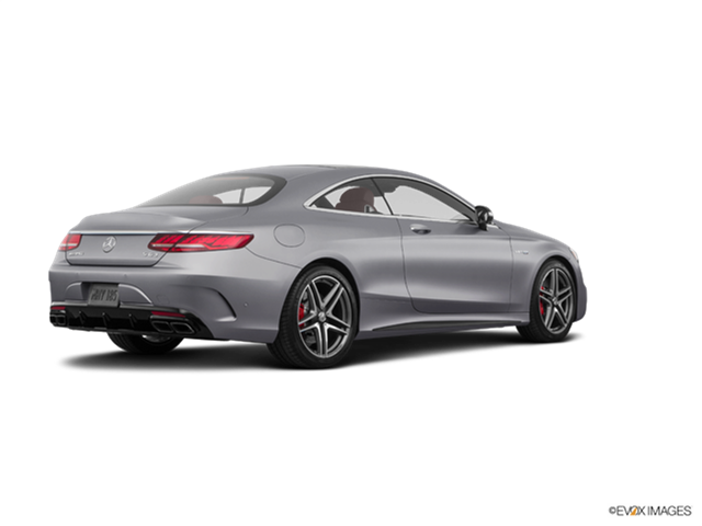 New Car 2018 Mercedes-Benz Mercedes-AMG S-Class S 63 AMG