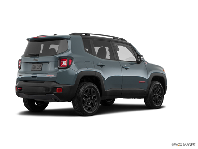 2018 Jeep Renegade Trailhawk New Car Prices