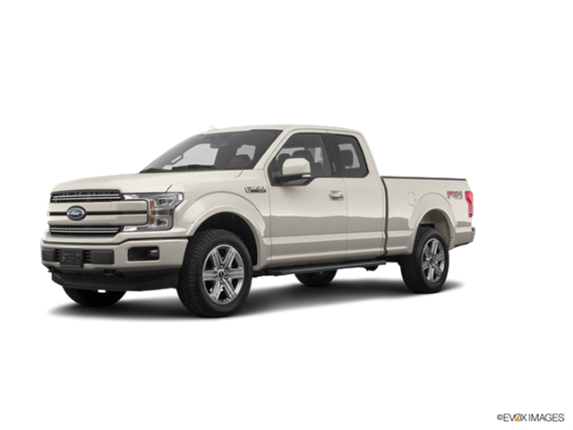2006 Ford F150 Lariat For Sale >> 2018 Ford F150 Super Cab Lariat New Car Prices | Kelley ...