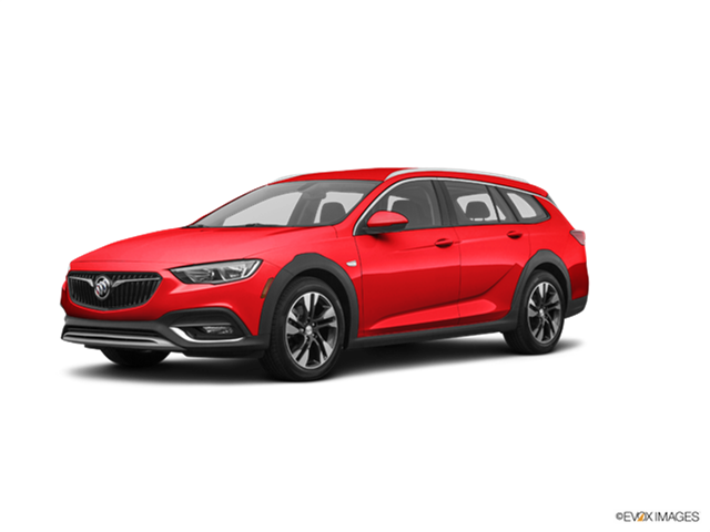 New Car 2018 Buick Regal TourX Preferred