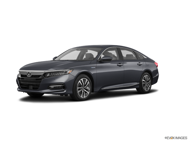 New Car 2018 Honda Accord Hybrid Touring