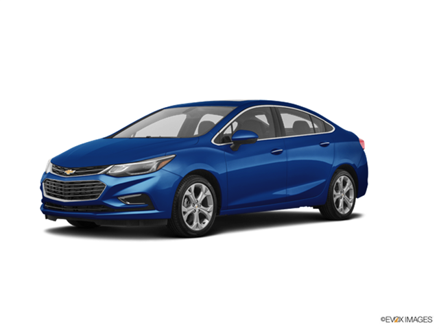 New Car 2018 Chevrolet Cruze Premier