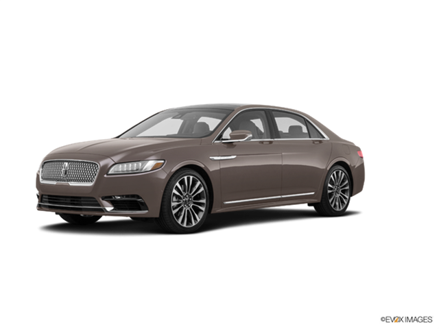 New Car 2019 Lincoln Continental