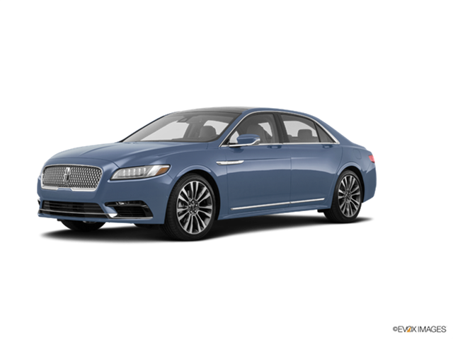 New Car 2019 Lincoln Continental Reserve
