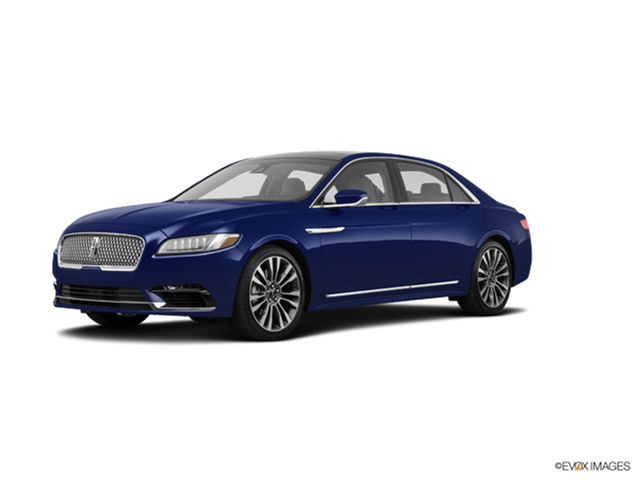 2019 Lincoln Continental Redesign, Changes, Black Label, And Photos >> 2019 Lincoln Continental Black Label New Car Prices Kelley Blue Book