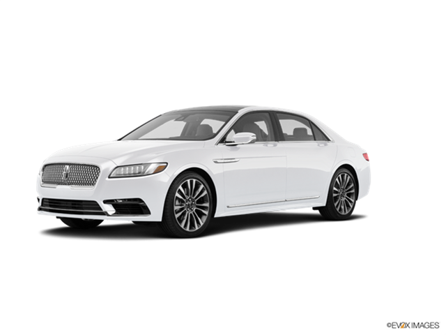 New Car 2018 Lincoln Continental Select