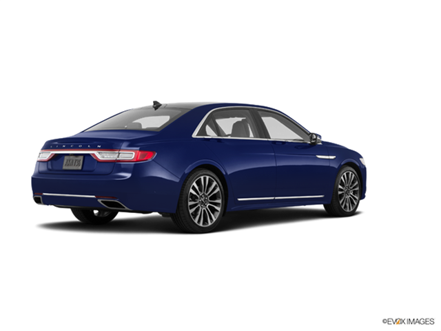 New Car 2018 Lincoln Continental Reserve