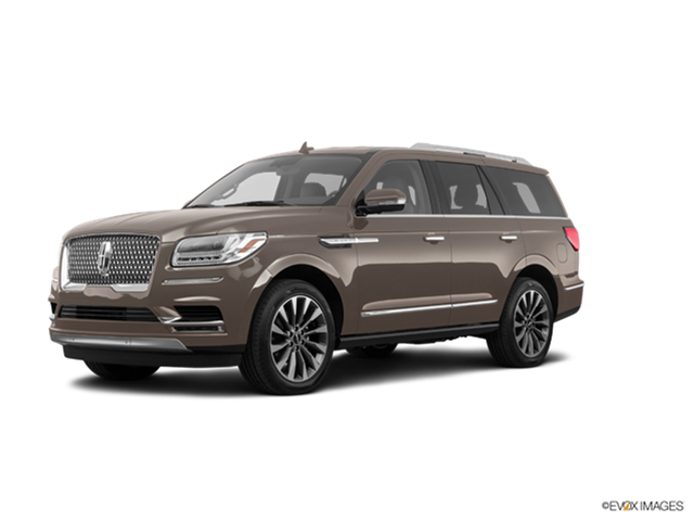 New Car 2019 Lincoln Navigator Select