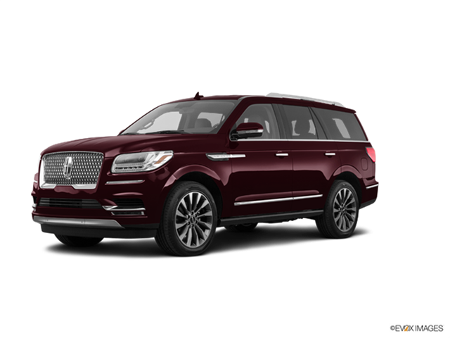 New Car 2018 Lincoln Navigator Select