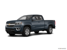 New Car 2018 Chevrolet Colorado Extended Cab LT