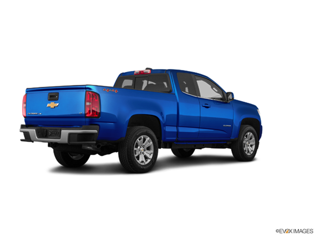New Car 2019 Chevrolet Colorado Extended Cab LT
