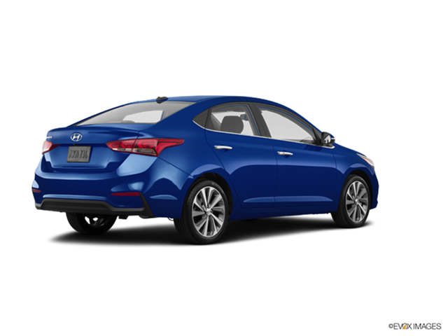 New Car 2018 Hyundai Accent Limited