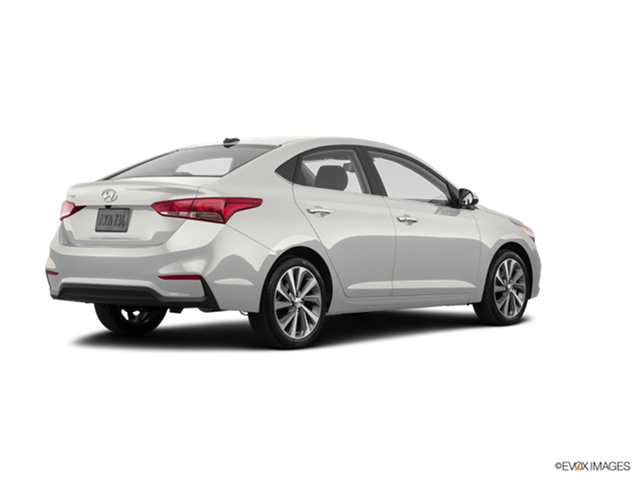 New Car 2019 Hyundai Accent Limited