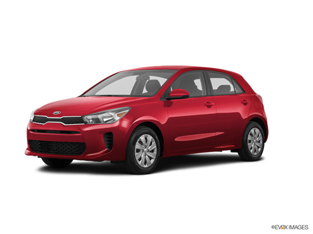 New Car 2018 Kia Rio S