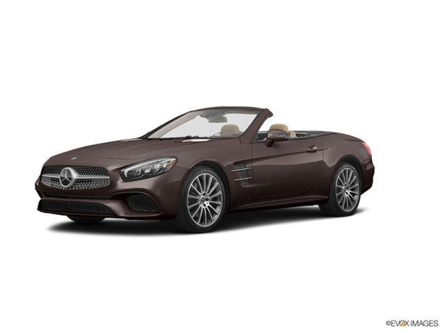New Car 2018 Mercedes-Benz SL SL 450