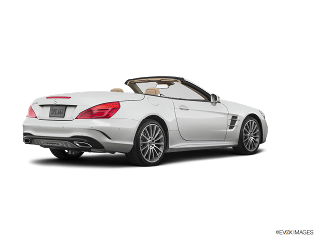 New Car 2018 Mercedes-Benz SL SL 550