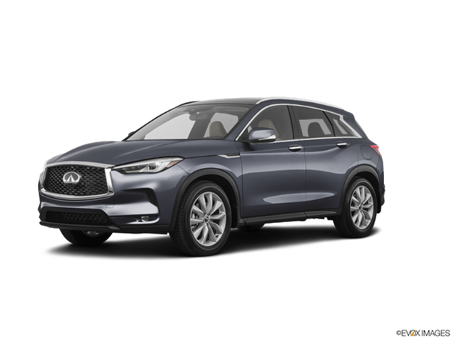New Car 2019 INFINITI QX50 Luxe