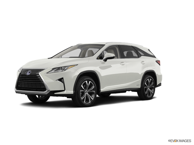 New Car 2019 Lexus RX RX 450h