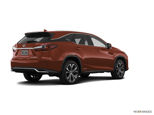 New Car 2018 Lexus RX RX 450hL