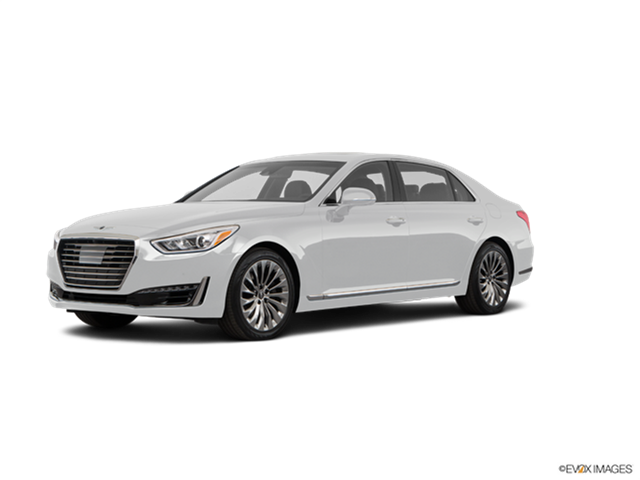 New Car 2019 Genesis G90 5.0 Ultimate