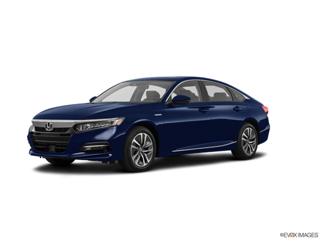 New Car 2018 Honda Accord Hybrid EX-L