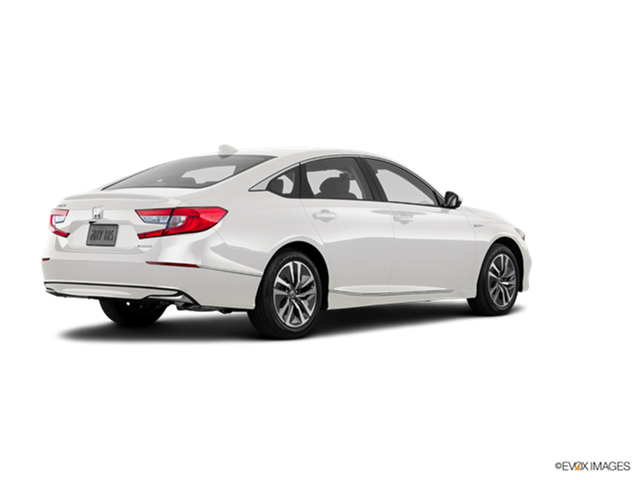 New Car 2019 Honda Accord Hybrid EX-L