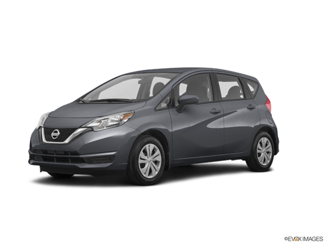 New Car 2019 Nissan Versa Note SR