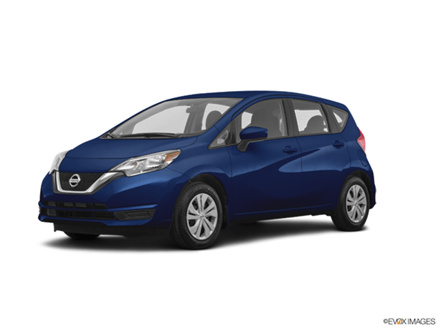 New Car 2019 Nissan Versa Note S