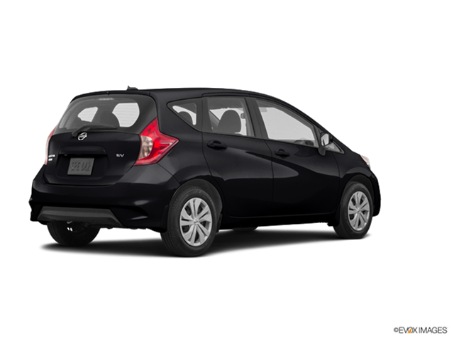 New Car 2018 Nissan Versa Note S