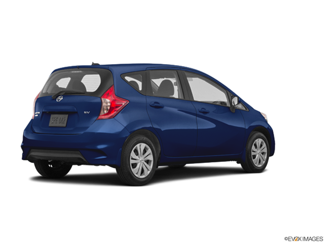 New Car 2018 Nissan Versa Note SV