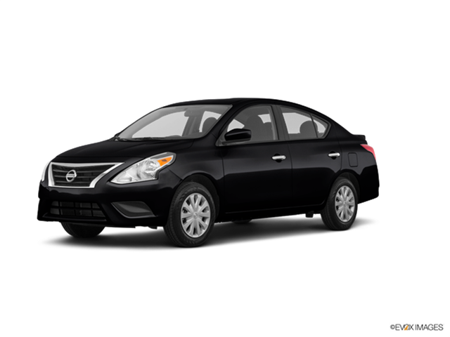 New Car 2019 Nissan Versa SV