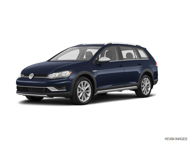 New Car 2018 Volkswagen Golf Alltrack TSI SE