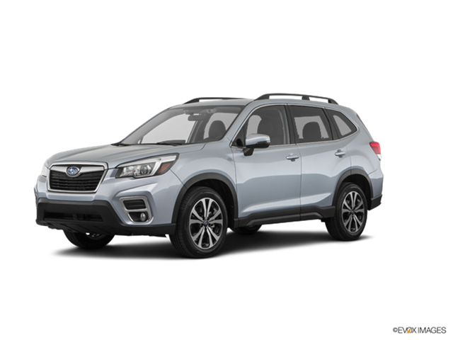 2019 Subaru Forester Limited New Car Prices Kelley Blue Book