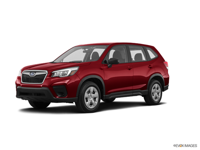 New Car 2019 Subaru Forester