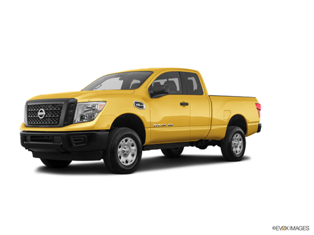 New Car 2018 Nissan TITAN XD King Cab PRO-4X
