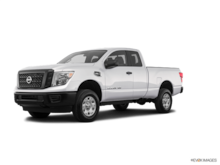 New Car 2018 Nissan TITAN XD King Cab S