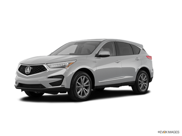 New Car 2019 Acura RDX