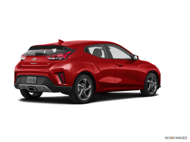 New Car 2019 Hyundai Veloster 2.0 Premium