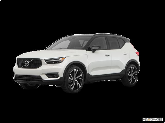 2019 Volvo Xc40 T5 R Design New Car Prices Kelley Blue Book