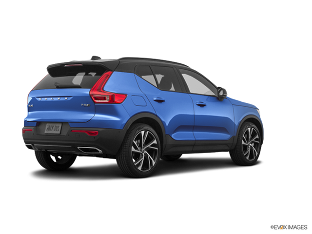 New Car 2019 Volvo XC40 T5 R-Design