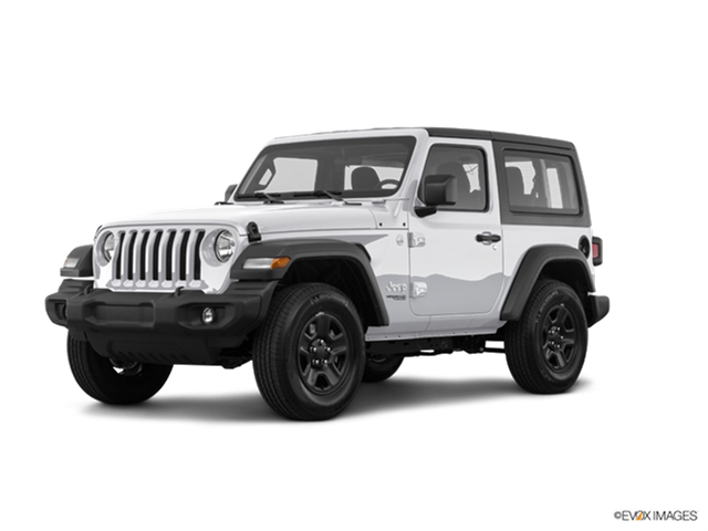 New Car 2018 Jeep Wrangler All New Sport