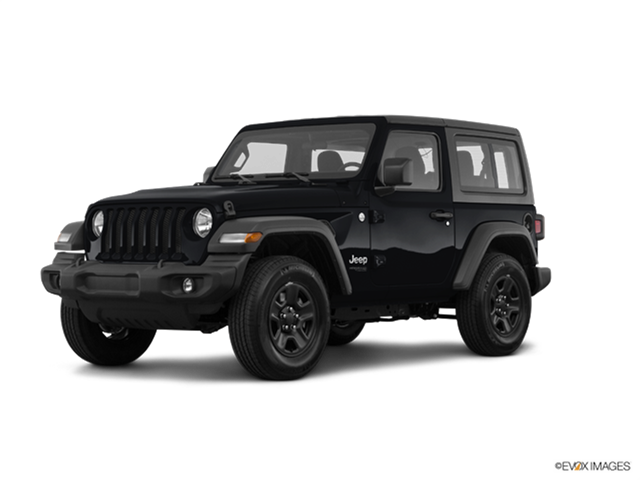 New Car 2019 Jeep Wrangler Sport
