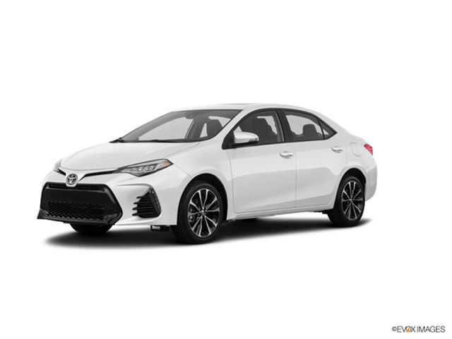 New Car 2019 Toyota Corolla XSE