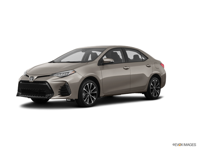 2019 Toyota Corolla SE New Car Prices | Kelley Blue Book
