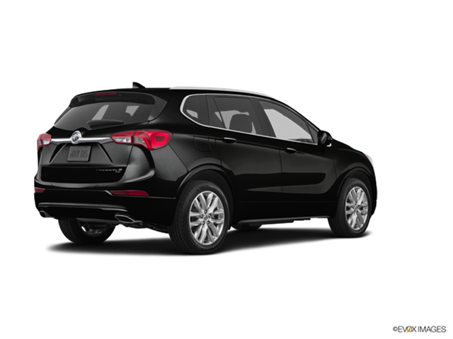 2019 Buick Envision Premium II New Car Prices | Kelley ...