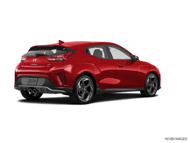 2019 hyundai veloster turbo new car prices kelley blue book. Black Bedroom Furniture Sets. Home Design Ideas